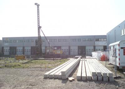 Bedrijfspand J&D Noordwijk zh